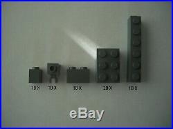 Star Wars Lego Death Star Docking Bay 327 Moc Millennium Falcon 10179 75192 Cust