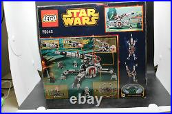 Star Wars Lego Set 75045 Republic AV-7 Anti-vehicle Cannon -NIB