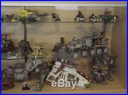 Star Wars Legos Complete Collection 55 Total With Boxes and Instructions