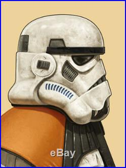 Star Wars Mondo Mike Mitchell 30 pc Portrait Print Set