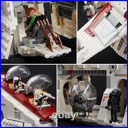 Star Wars Republic Gunship Brand New Building Blocks Compatible set 75021