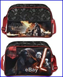 Star Wars Schulranzen Set 10tlg. (PL) Schultüte 85cm Sporttasche Federmappe uvm