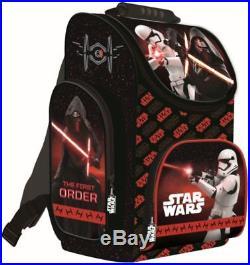Star Wars Schulranzen Set 21tlg. (PL) Schultüte 85cm Sporttasche Federmappe uvm