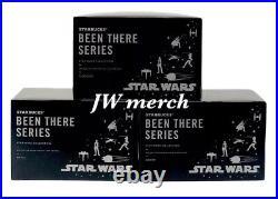 Star Wars Starbucks Been There Series Mug Set Of 3 Tatooine Batuu Endor NEW