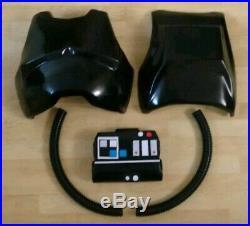 Star Wars TIE Fighter Pilot Helmet, Armor, Chest Box Complete Costume Prop Set