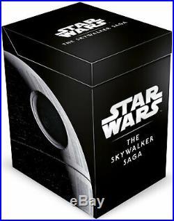 Star Wars The Skywalker Saga (Blu-ray 18-Disc Set) BRAND NEW