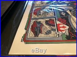 Star Wars Tyler Stout Mondo Print Full Set Of Rare Sold Out Low # 31/850