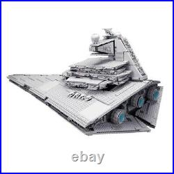 Star Wars UCS Imperial Star Destroyer Brand New Compatible Retired Set 10030