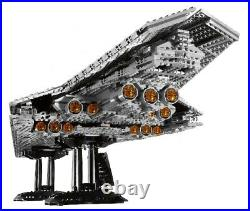 Star Wars UCS Super Star Destroyer Brand New Compatible Retired Set 10221