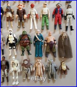 Star Wars Vintage ANH ESB ROTJ 12/77+ Original Figure Set Collection Kenner