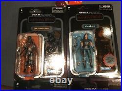 Star Wars Vintage Collection Carbonized Full Set The Mandalorian Cara Dune Etc