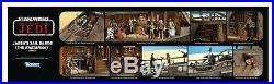 Star Wars Vintage Collection Haslab SAIL BARGE Khetanna YAKFACE BOOK FULL SET
