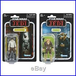 Star Wars Vintage Jabba's Palace Episode VI Return of the Jedi Adventure Set