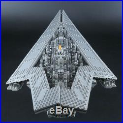 Star Wars wie 10221 Baustein-Set 05027 Super Star Zerstörer kompatibel X-MAS