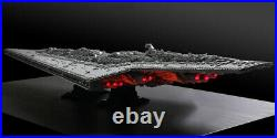 Super Star Destroyer Star Wars Ultimate Collector Series 7588 Pcs, Fast Shipping