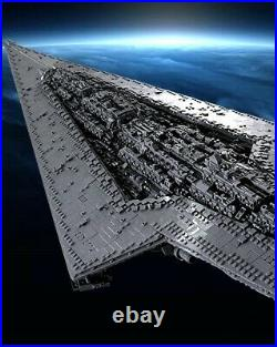 Super Star Destroyer Star Wars Ultimate Collector Series Fit 10221,3208 Pieces