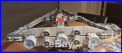 The Imperial Star wars Destroyer ship building blocks set for kids super gift