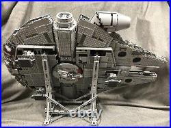 Vertical Stand for 75192 UCS Millennium Falcon-100% Genuine LEGO parts