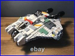 Very Rare LEGO Star Wars Rebels Joblot The Ghost 75053 & The Phantom 75048