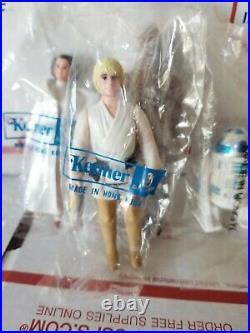 Vintage Kenner Star Wars Early Bird Set Lot 1977 1978 Sealed Baggies Grail Items