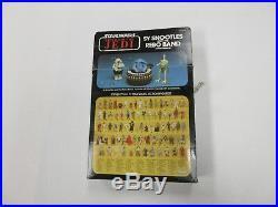 Vintage Kenner Star Wars Rotj Sy Snootles & Rebo Band 3 Figure Set Sealed