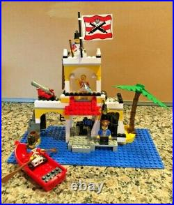 Vintage Lego 6263 Imperial Outpost - Inmperial Guards withBox & Instructions