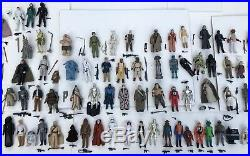 Vintage Star Wars 1977 1985 Complete Set Action Figures Original Full Run