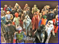 Vintage Star Wars. First 12/77 All Complete 6 AFA -Variants Superior set