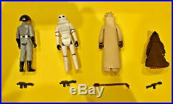 Vintage Star Wars Lot Near Mint and Complete First 12 Set with NO REPROS